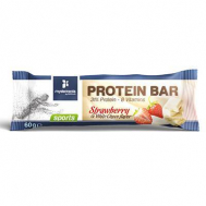 Me Sp Protein Bar Strawberry 60gr