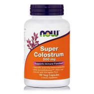 COLOSTRUM SUPER + Olive Leaf 500 mg - 90 Vcaps®