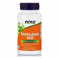 TESTO JACK 100™, 100 mg w/ Standarized Long Jack - 60 Vcaps®