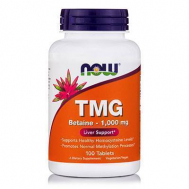 TMG (Trimethylglycine) 1000mg - 100 Tabs