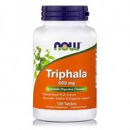 TRIPHALA 500 mg - Vegetarian 120 Tabs