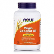 COCONUT OIL VIRGIN, 1000 mg - 120 Softgels