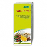 Vitaforce 200ml (Πολυβιταμινούχο σιρόπι για ενέργεια_ αντοχή_ περιόδους έντονης καταπόνησης ή ανάρωσης)