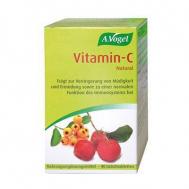Vitamin-C 40 tabs (Βιολογική 100% απορροφήσιμη βιταμίνη C από φρέσκια ασερόλα)
