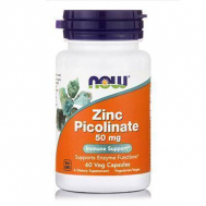 ZINC PICOLINATE 50 mg - 60 Caps