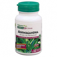 Nature's Plus Ashwagandha 450 Mg Vcaps 60