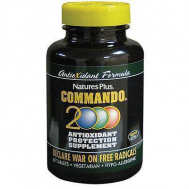 Nature's Plus Commando 2000 Tablets 60
