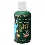 Nature's Plus Glucosamine Chondroitin Msm Liquid 887ml
