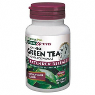 Nature's Plus Green Tea Exten. Release 750mg Tab 30