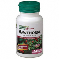 Nature's Plus Hawthorne 150 Mg Caps 60