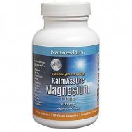 Nature's Plus Kalmassure Magnesium 90 Vcaps