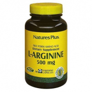 Nature's Plus L-Arginine 500 Mg Vcaps 90
