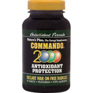 Nature's Plus Commando 2000 Tablets 90
