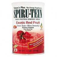 Nature's Plus Fruitein Exotic Red Fruit Shake 1.35 Lb