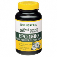 Nature's Plus Ultra Epo 1500 Mg Softgels 60