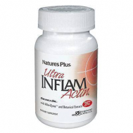 Nature's Plus Ultra Inflam Actin Vcaps 60