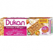 Dukan Μπισκότα βρώμης με γεύση φουντούκι, 225 γρ.