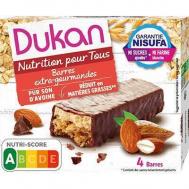 Dukan Γκοφρέτες βρώμης με σοκολάτα, 120 γρ.