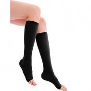 Κάλτσες Κ.Γόνατος Class I ΑΔ Μαύρο