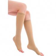 Κάλτσες Κ.Γόνατος Class ||| ΑΔ Μπεζ