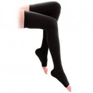 Κάλτσες Ριζομηρίου Class I AΔ Μαύρο