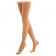 Κάλτσες Ριζομηρίου Class I ΚΔ Μπεζ