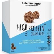 Power Health High Protein Crunchers Dark Chocolate 35g