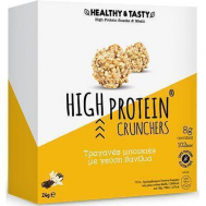 Power Health High Protein Crunchers Vanilla 24g