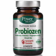 Power Health Probiozen 30 ταμπλέτες