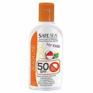 SafeSea Anti-Jellyfish Lotion for Kids SPF 50 118ml