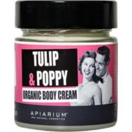 Apiarium Κρέμα Σώματος Tulip & Poppy 200ml