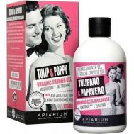 Apiarium Αφρόλουτρο Tulip & Poppy 300ml
