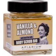 Apiarium Peeling Σώματος Vanilla & Almond 410gr
