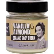 Apiarium Κρέμα Σώματος Vanilla & Almond 200ml