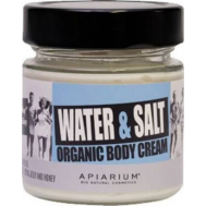 Apiarium Κρέμα Σώματος Water & Salt Organic 200ml