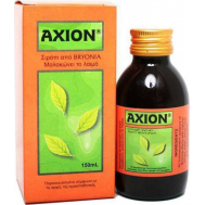 Medichrom Axion Φυτικό Αντιβηχικό Σιρόπι 150ml