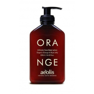 Aeolis Ultimate Care Body Lotion Organic Orange & Royal Jelly 250ml