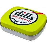 Dills Digestive Mints Ginger Lime 15 g