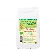 Άμυλο Πατάτας 500g | Βιολογικό Vegan Χωρίς Γλουτένη Χωρίς Λακτόζη Χωρίς Ζάχαρη | Ma Vie Sans Gluten
