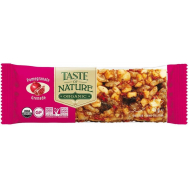 Taste Of Nature Organic Nut Bar Pomegranate bar 40g