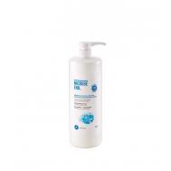 Ήπιο αντισηπτικό Gel με ουδέτερο pH κατάλληλο για συχνή χρήση σε πρακτική συσκευασία με αντλία.