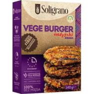 Soligrano Vege Burger Ινδικό Μπιφτέκι Για Χορτοφάγους 140gr