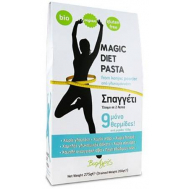 Βιο-Αγρός Magic Diet Pasta Spaghetti 275 gr