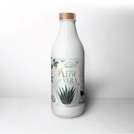 Stevia Parana Βιολογικός Χυμός Aloe Vera με SteviaParana Φυσική γεύση 1000ml