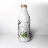 Stevia Parana Βιολογικός Χυμός Aloe Vera με SteviaParana Κρητικά βότανα 1000ml