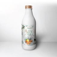Stevia Parana Βιολογικός Χυμός Aloe Vera με SteviaParana Πορτοκάλι - Κανέλα 1000ml