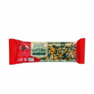 Taste Of Nature Organic Nut Bar Cranberry 40g