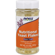 Now Foods Nutritional Yeast Flakes 128gr