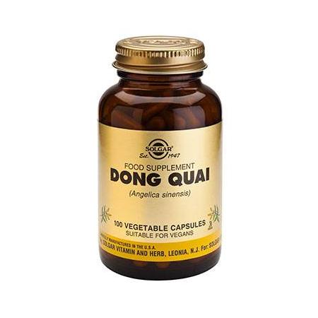 DONG QUAI  veg.caps 100s