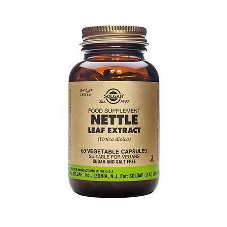 NETTLE LEAF EXTRACT veg.caps 60s